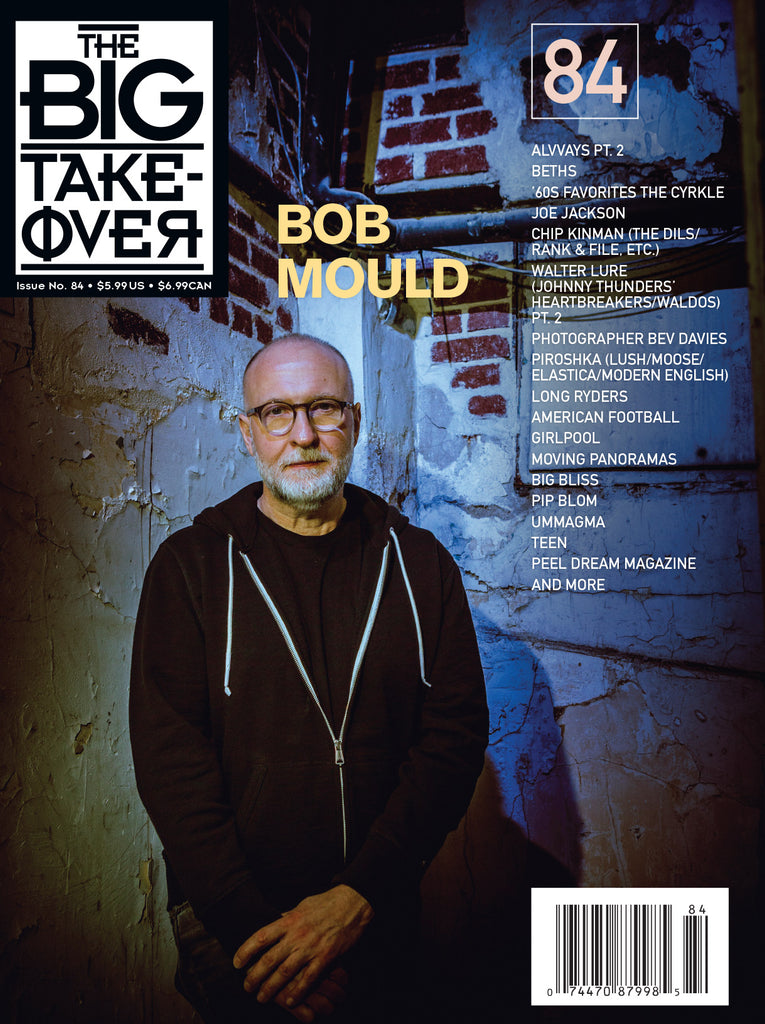 Big Takeover Issue 84 Spring 2019