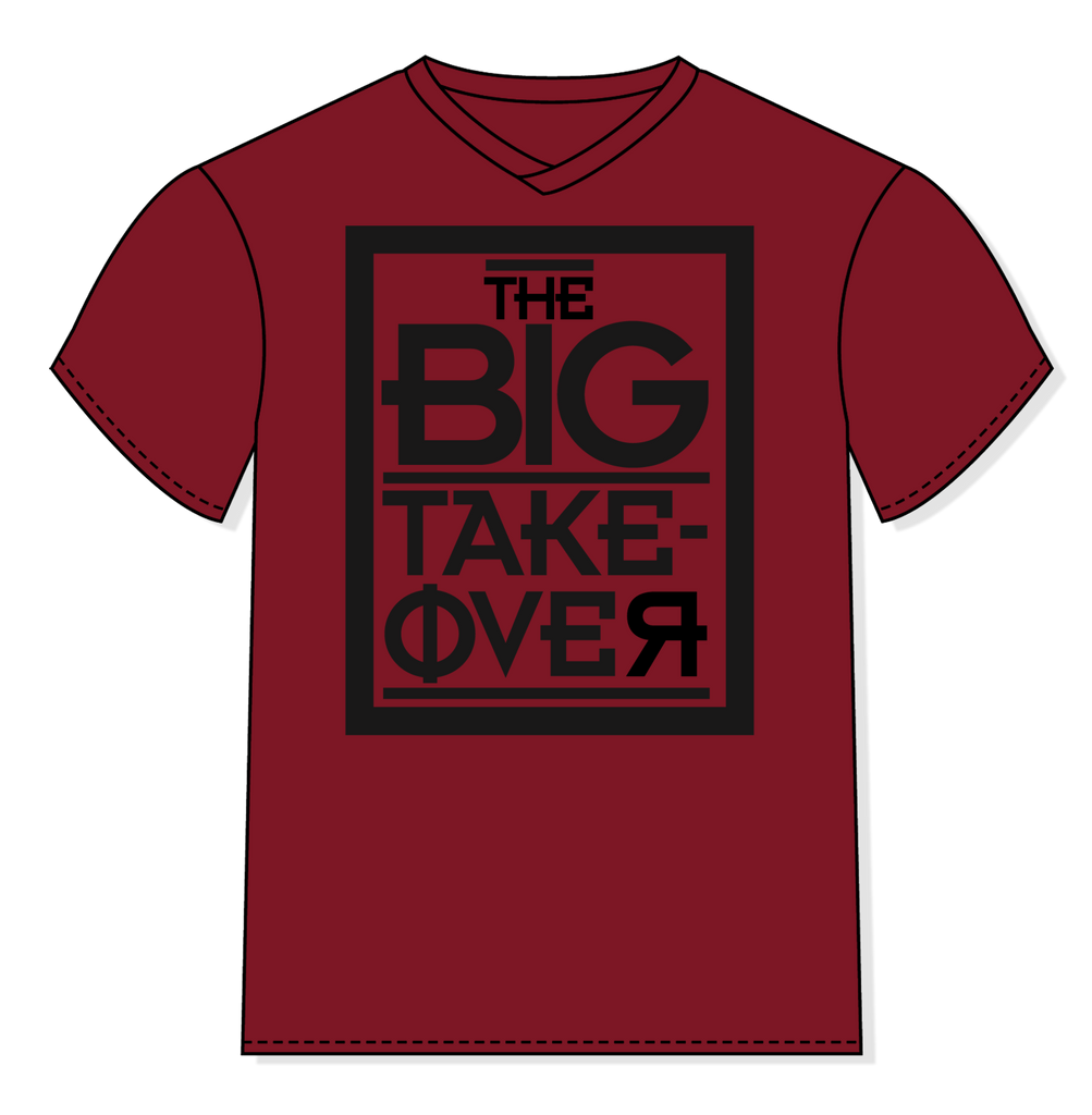 Big Takeover T-Shirt - Kid's