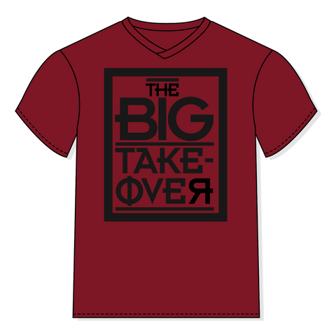 Big Takeover T-Shirt - Men's