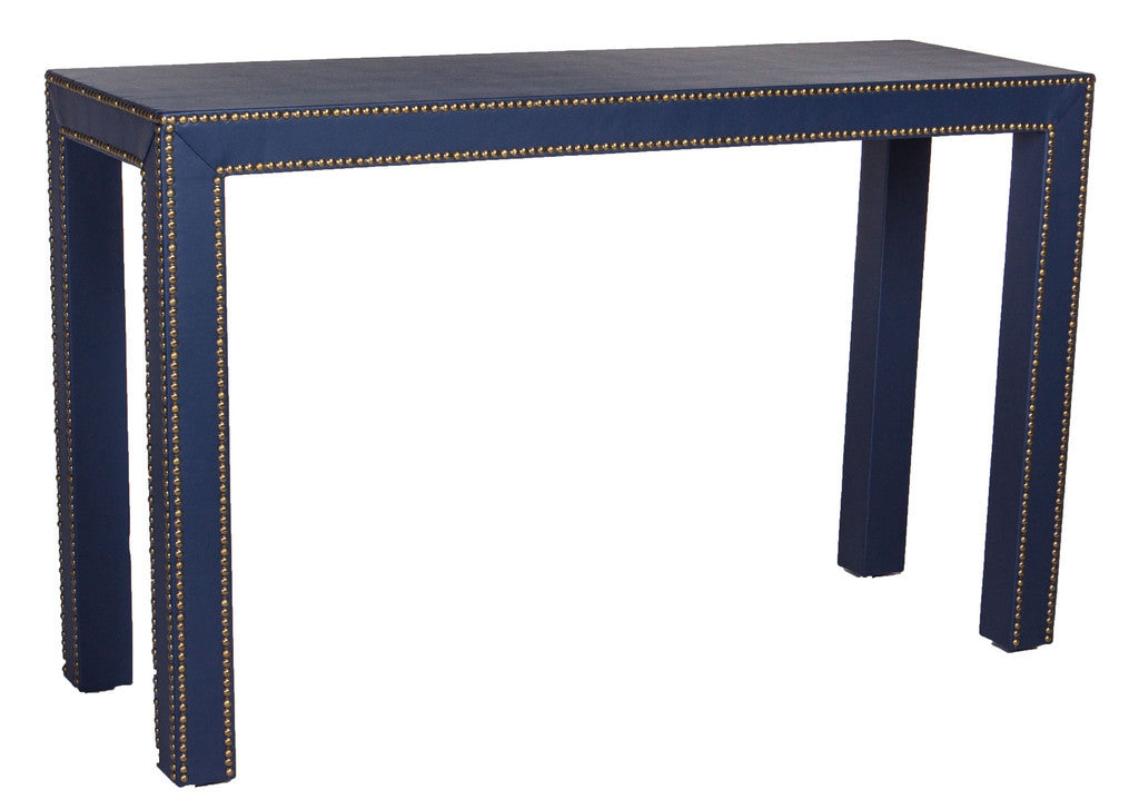Superb Celine Nailhead Console Table (available In 6 Options)