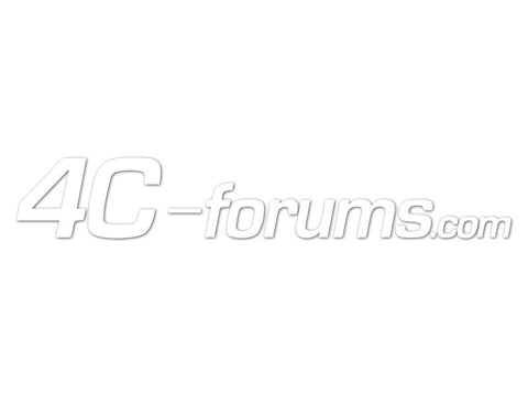 4C-Forums Cut Vinyl Decals (set of 2)