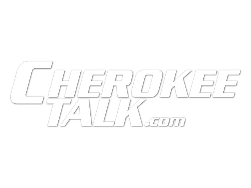 CherokeeTalk.com Cut Vinyl Decals (set of 2)