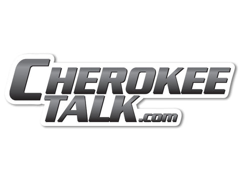 CherokeeTalk.com Decals (set of 2)