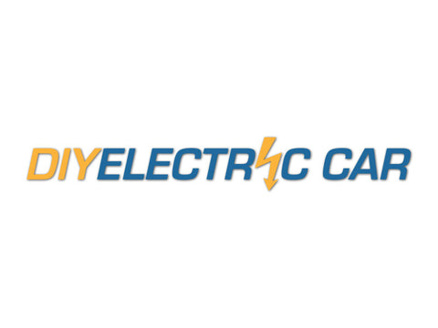 DIYElectricCar.com Decals (set of 2)