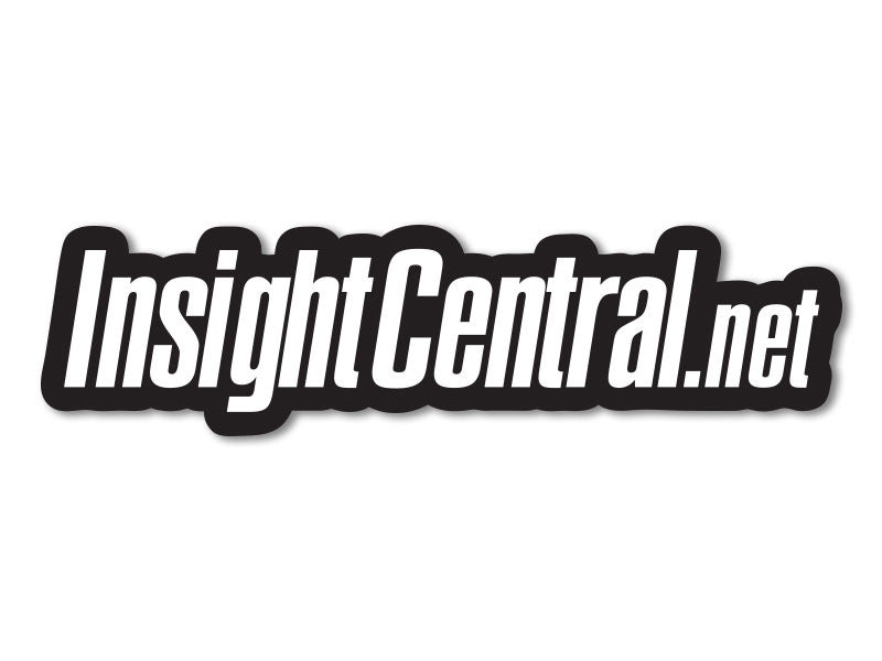 InsightCentral.net Decals (set of 2)
