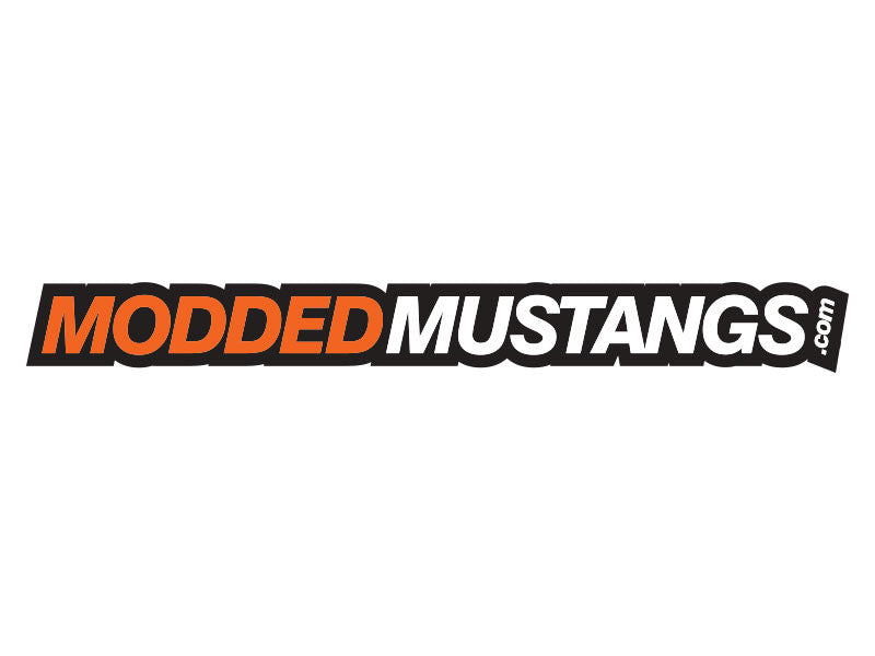 ModdedMustangs.com Decals (set of 2)