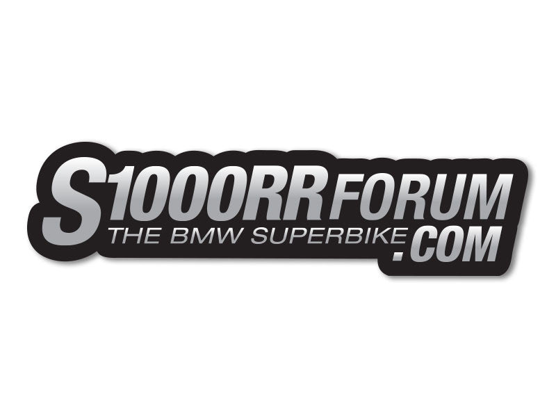 S1000RRForum.com Decals (set of 2)