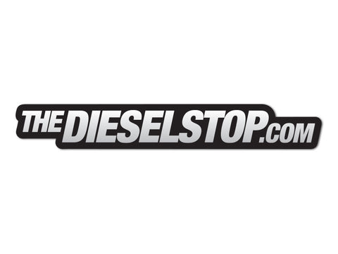 TheDieselStop.com Decals (set of 2)