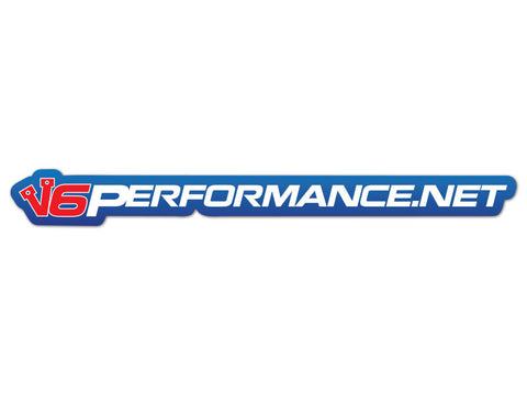 V6Performance.net Decals (set of 2)