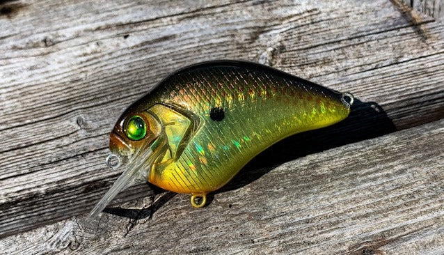 FatBoy - Copper Scale Shad