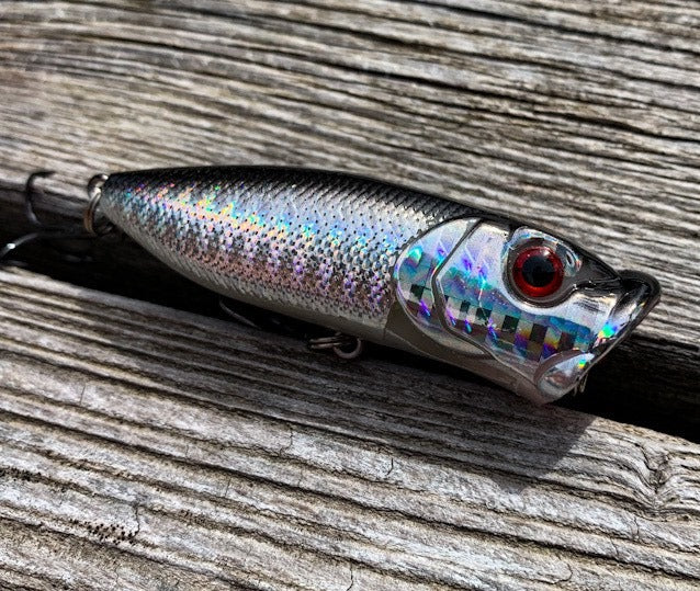 Chrome Splash X Popper