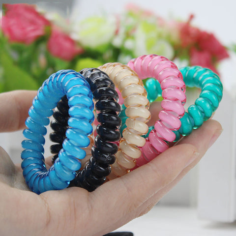 Cute Candy Color Hair Headbands