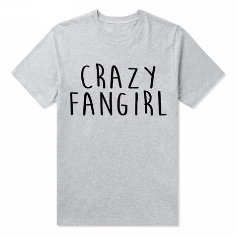 CRAZY FANGIRL Tops