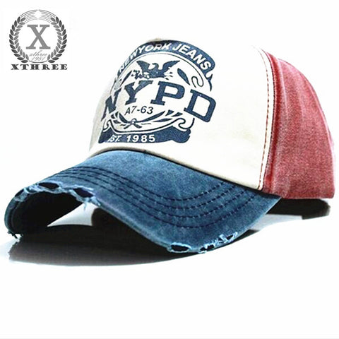 Baseball Fitted Cap