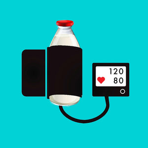 Kefir lowers blood pressure