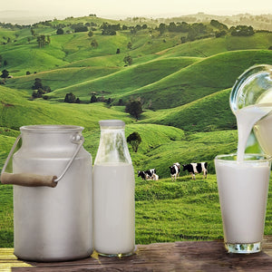 Raw milk kefir grass-fed benefits