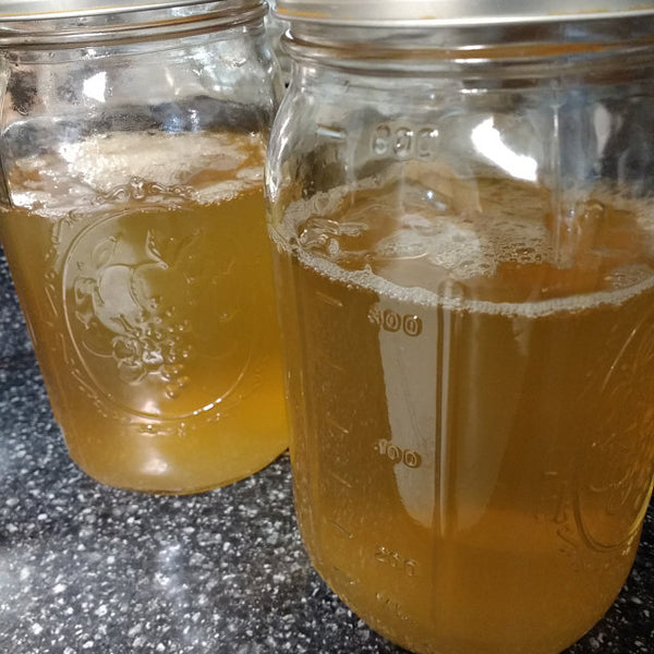 How to Make Water Kefir More Fizzy