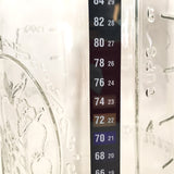 Kefir jar thermometer