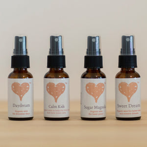 Pillow Mist: 4 Pack Sampler - The Right Pillow