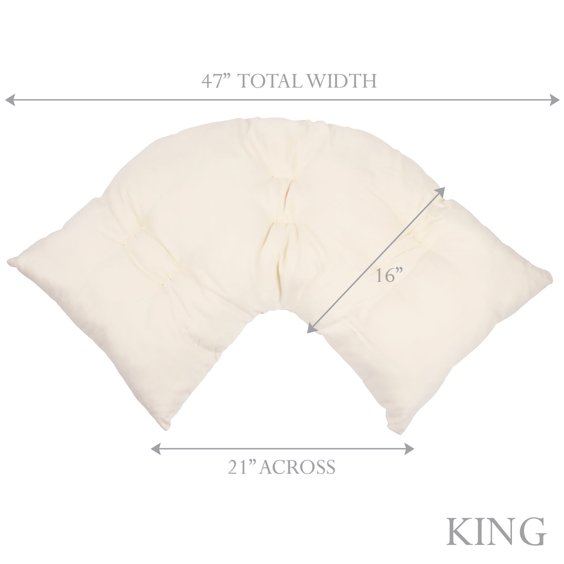 Serenity: King - The Right Pillow