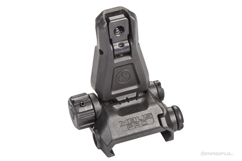 MBUS® Pro - Magpul® Back-Up Sight – Rear