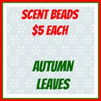 Scent Beads;  Autumn Leaves