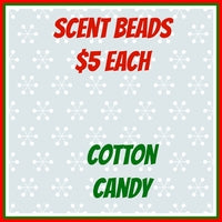Scent Beads; Cotton Candy