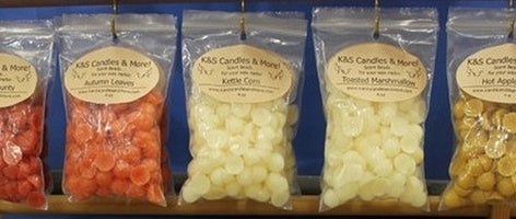Scent Beads; Candle Wax Melts