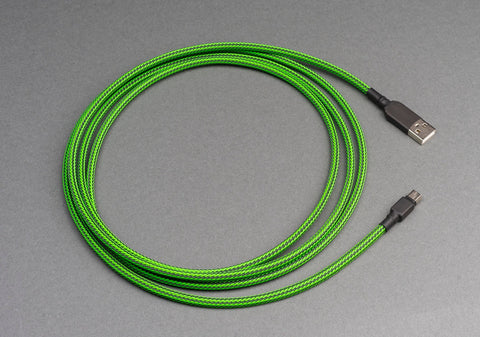 Toxic Themed Cable