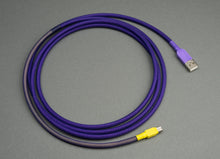 Two Tone GMK Phantom Cable