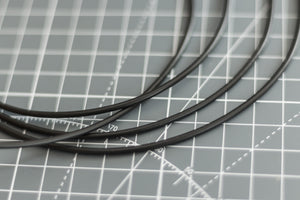 0.75mm² Custom Wire Slim Black (1m length) - Pexon PCs