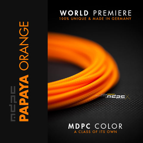 MDPC-X Papaya Orange Small