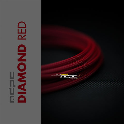 MDPC-X Diamond Red Small - Pexon PCs
