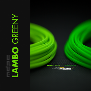 MDPC-X Lambo-Greeny Small - Pexon PCs