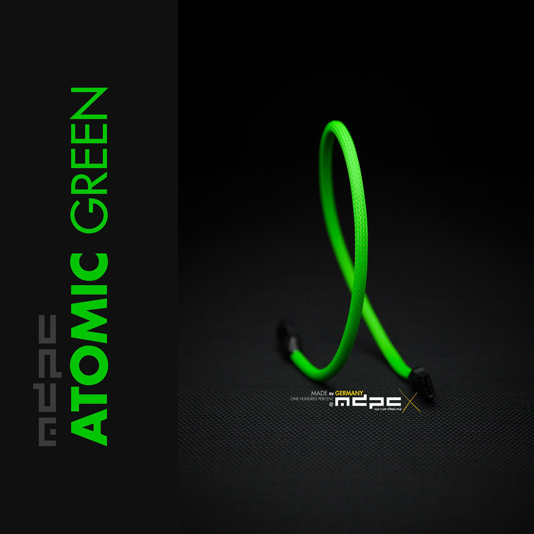 MDPC-X Atomic Green SATA - Pexon PCs