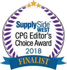 SupplySide West CPG Editor's Choice Award