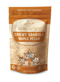 Maple pecan granola from WiWo
