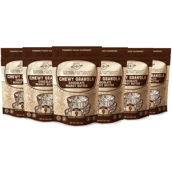 Chocolate Lovers Variety Pack (6 count)