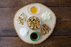 Within/Without Grain Free Original Granola raw ingredients