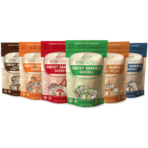 Granola Variety Pack (6 count)