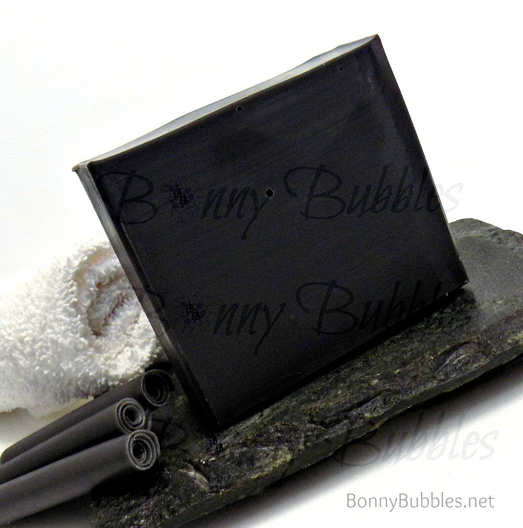 EUCALYPTUS And SPEARMINT Charcoal Clay Soap