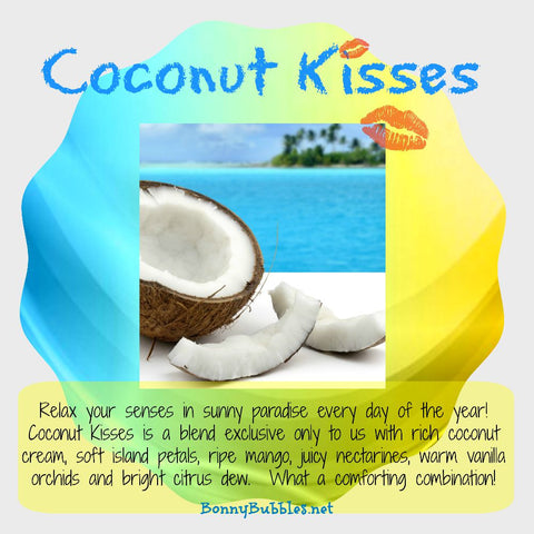 coconut kisses