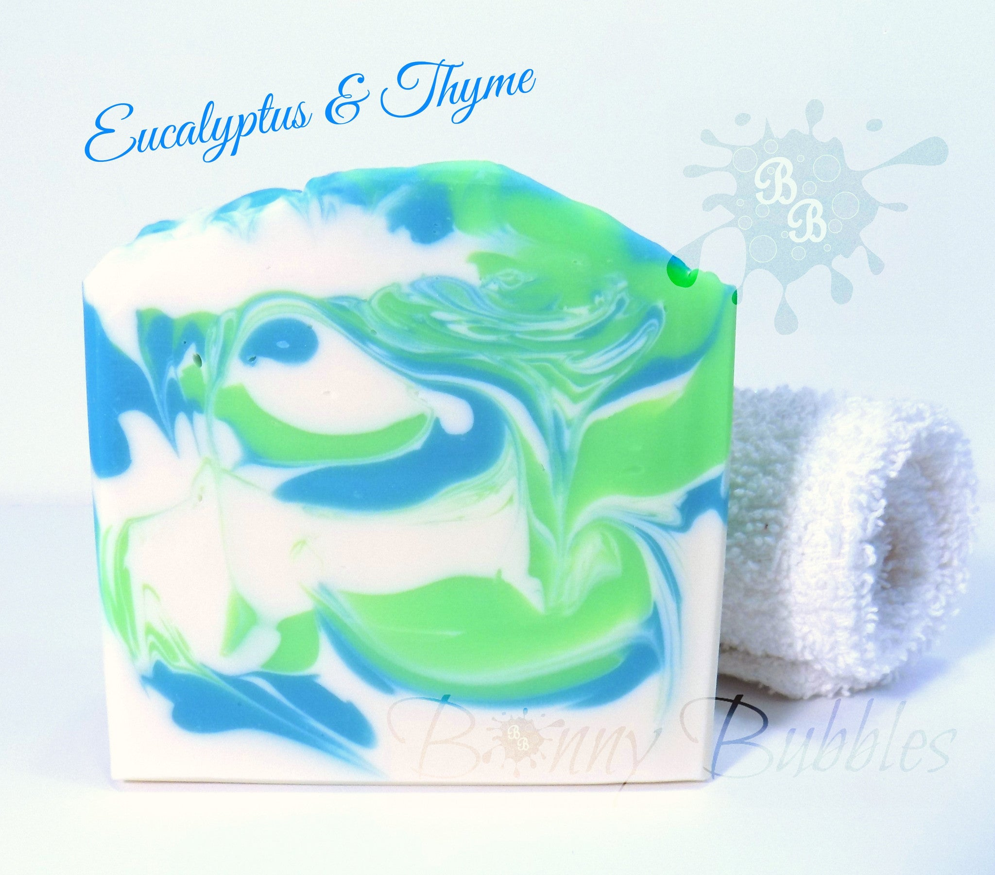 eucalyptus and thyme soap