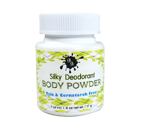 Body Powder - pick a scent - talc and cornstarch free - travel size - sampler