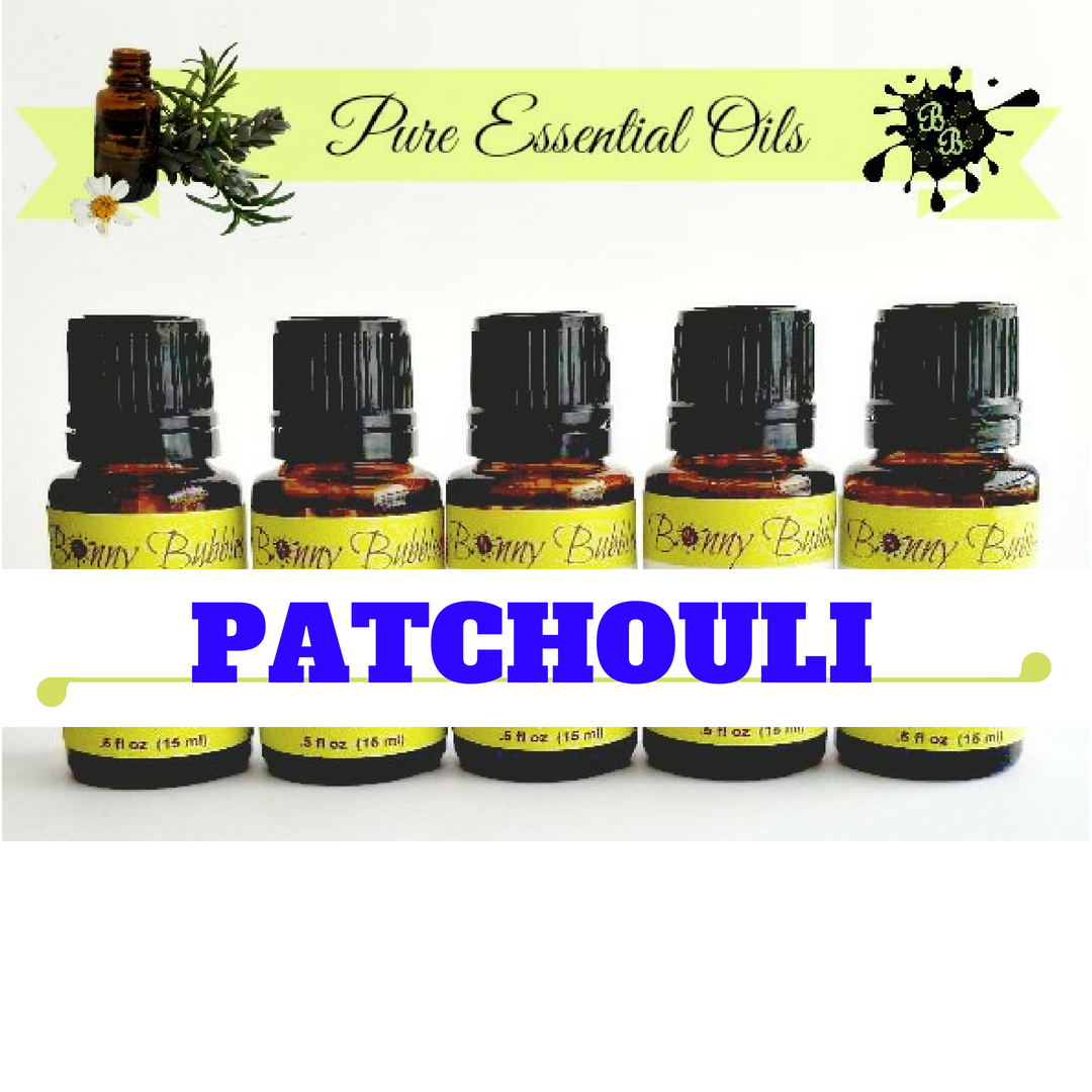 Patchouli light essential oil