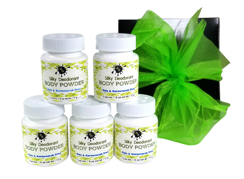 body powder set