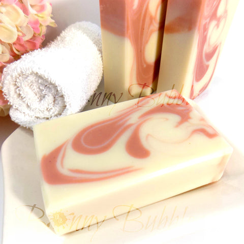 unscented clay soap