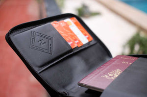 Nômade Passport Case