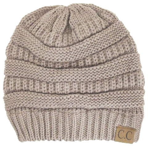 Free Beanie with purchase of $75 or more!