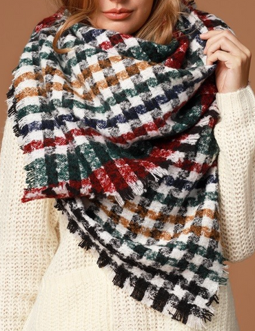 Free Scarf with purchase of $125 or more!
